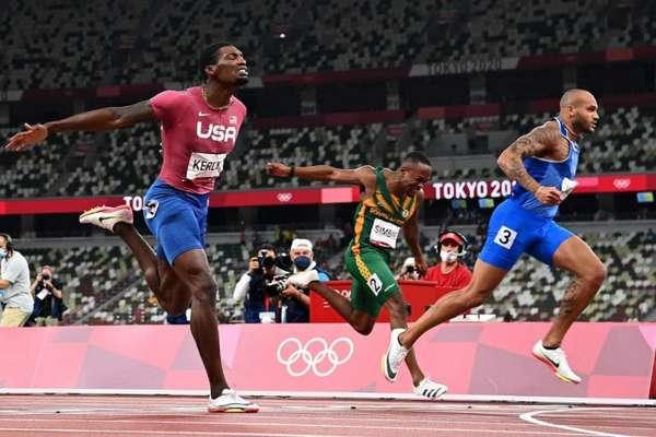 Atleta se tornou o homem mais rápido do mundo - Foto: Lance!