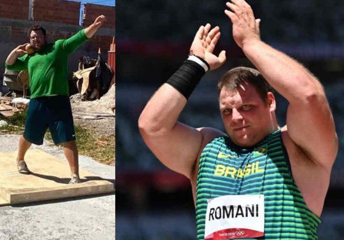 Darlan treinou sozinho e superou a Covid-19 Foto: reprodução Instagram