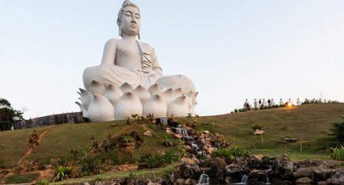 Estátua fica em Ibiraçu - Foto: reprodução
