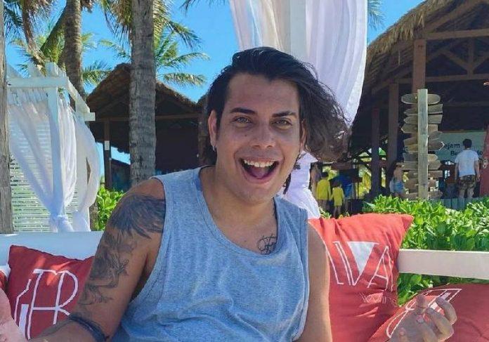 O ex-catador de latinha Fábio Santos, conhecido como Baiano TV, vai se encontrar com Alok - Foto: Instagram