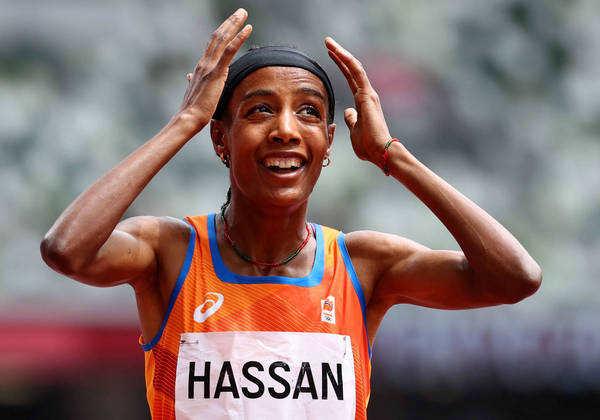 Hassan não acredita no que aconteceu Foto: TNL
