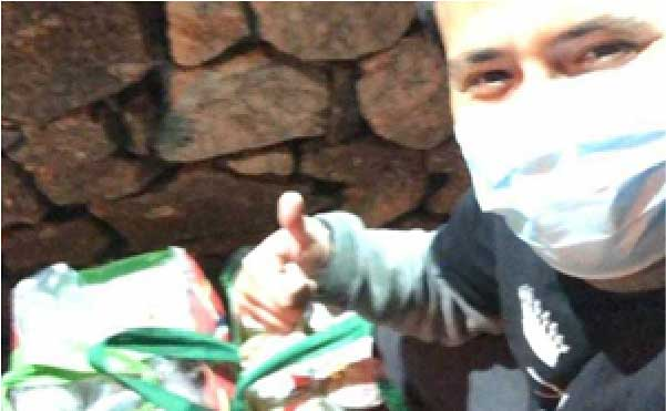 Foram 182 mantas doadas em SP - Foto: divulgação