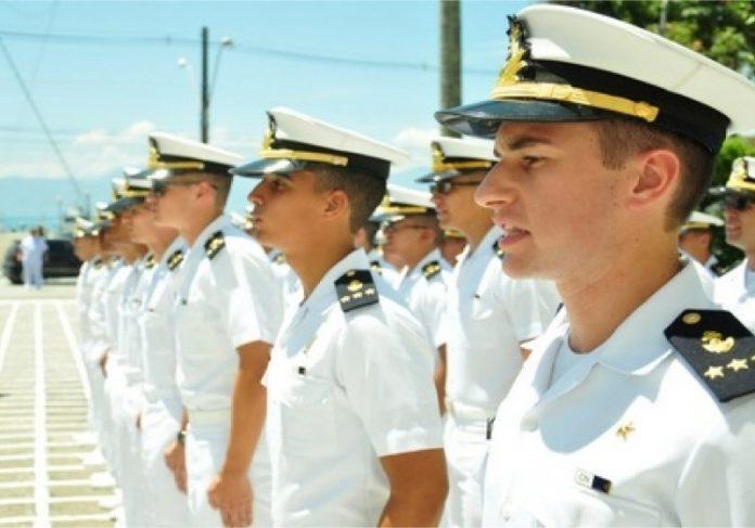 Marinha do Brasil abre concurso para jovens até 25 anos - Foto: divulgação