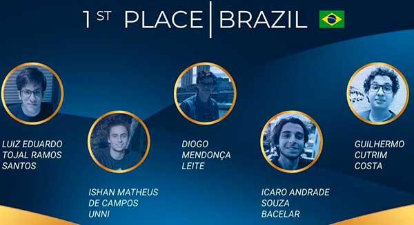 Brasileiros medalhistas em 2021 - Foto: divulgação