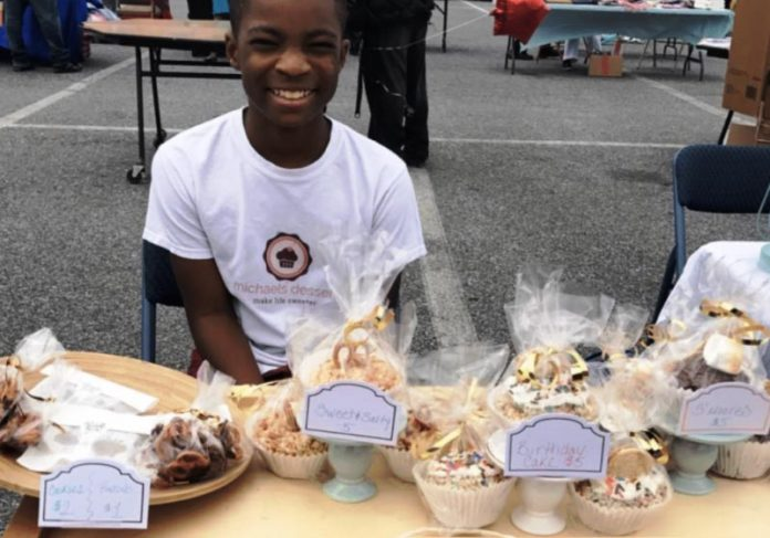 A padaria social do Michael doa alimentos para pessoas em situação de rua, nos Estados Unidos - Foto: arquivo pessoal