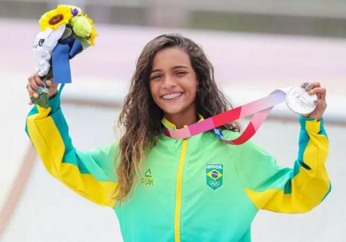 Rayssa Leal ganha prêmio por espírito olímpico e ajuda ONG - Foto; Wander Roberto