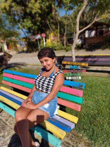 Jovem luta contra o câncer desde os 11 anos - Foto: arquivo pessoal
