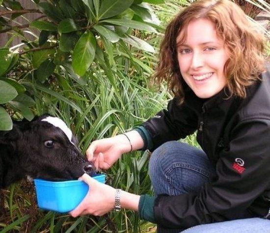 Alex cuida de animais em asilo - Foto: arquivo pessoal