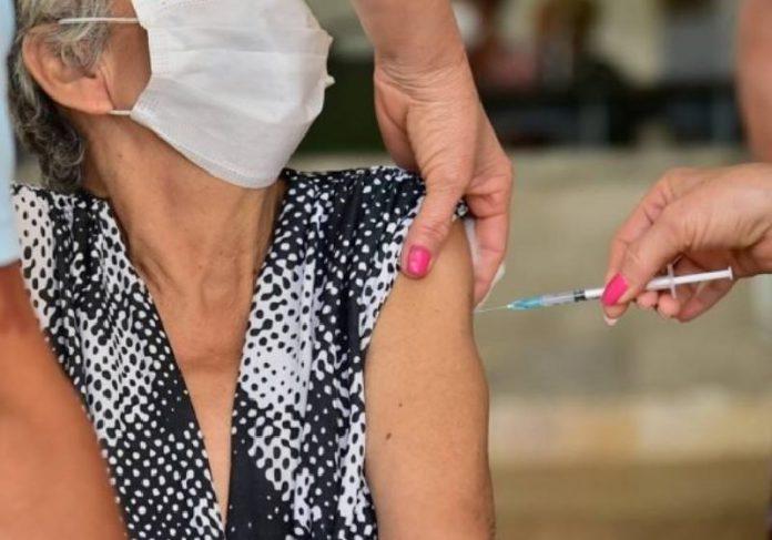 O Brasil já tem 80 milhões de pessoas que tomaram as duas doses da vacina contra Covid-19, ou a vacina única - Foto: Rodrigo Estrela/ Ascom Aparecida de Goiânia