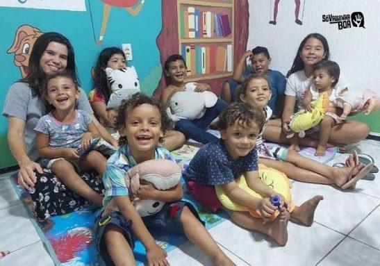Instituto Arcanjo Gabriel ajuda 125 crianças em situação de vulnerabilidade no Ceará - Foto: divulgação