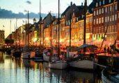 Copenhague, Dinamarca: Copenhague assumiu o primeiro lugar pela primeira vez desde o lançamento do relatório em 2015 Foto: reprodução CNN Travel