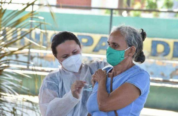 Vacina ajudou no controle dos casos - Foto: Divulgação Prefeitura de Potiretama