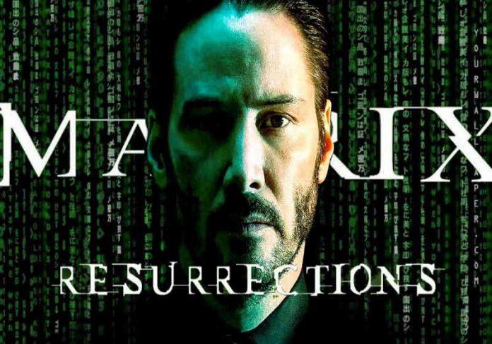 Keanu Reeves está de volta à Matrix como Neo na quarta saga do filme da WB Foto: Divulgação