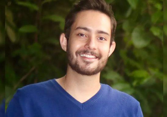 Professor de Goiás é o único brasileiros entre os finalistas - Foto: arquivo pessoal