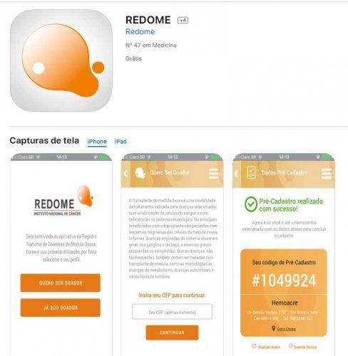 Aplicativo pode ser baixado em celulares Android e iOS - Foto: reprodução
