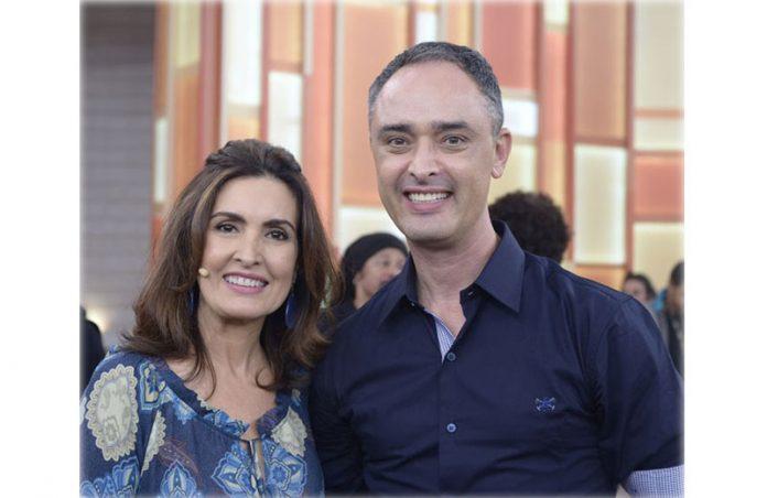 Fátima Bernardes e Rinaldo de Oliveira - Foto: Ellen Soares/Gshow||||||||