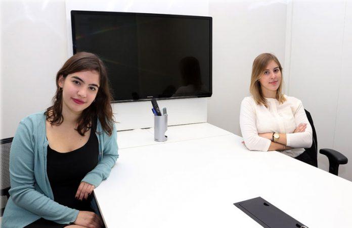 Marina Ruzz e Ana Paula Bragai – Foto: Marcos Santos/USP Imagens