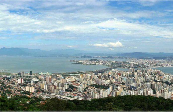 Florianópolis - 3ª melhor - Foto: Wikipedia|