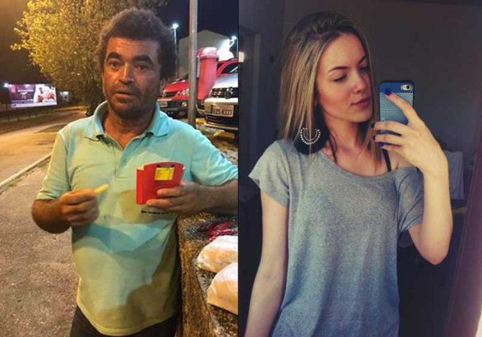 Cícero e Milena - Fotos: reprodução / Facebook