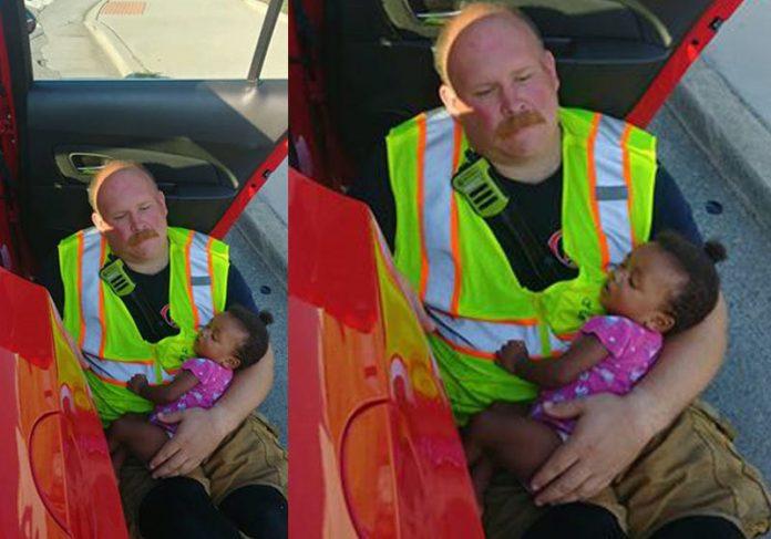 Fotos: reprodução / Chattanooga Fire Department/Facebook