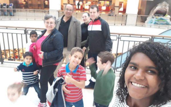 Família Guimarães - Foto: arquivo pessoal