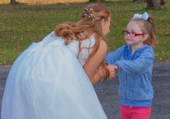 Olivia com Layla - Foto: reprodução / CBSNews