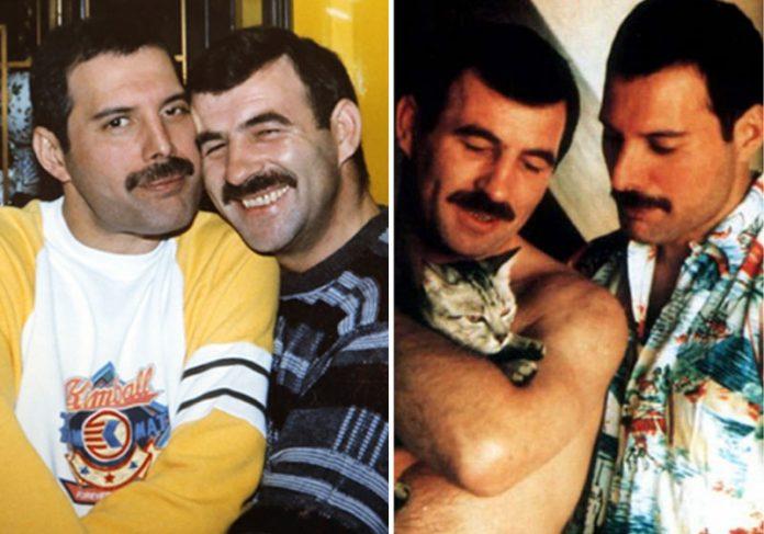 Freddie Mercury e Jim Hutton: história de amor além da Aids - Só ...