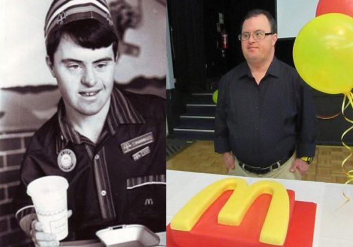 Russell em 1986 e agora - Fotos: arquivo pessoal