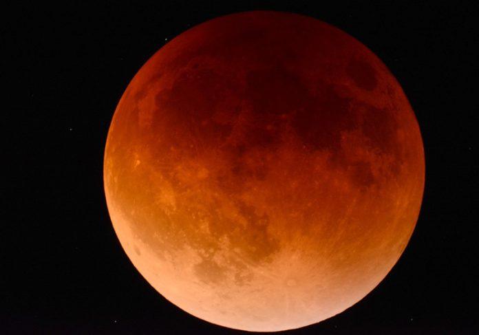 Lua de Sangue - Foto: Pixabay