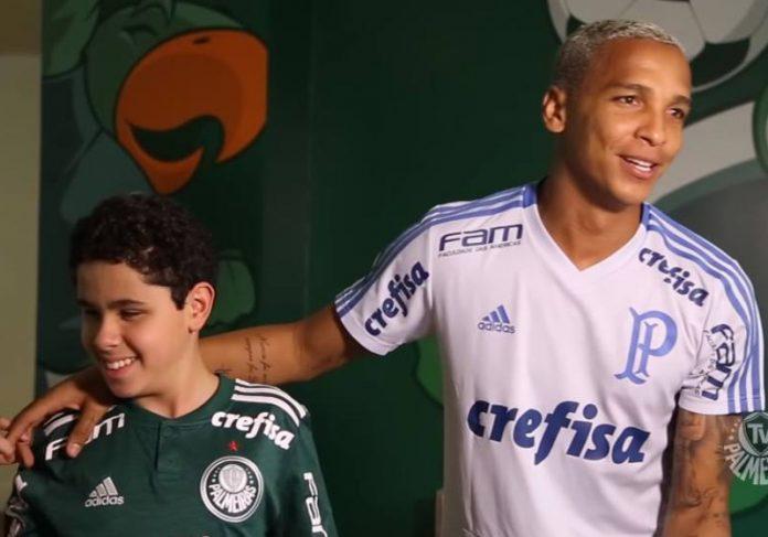 Foto: reprodução / TV Palmeiras