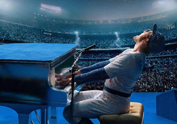 Foto: Divulgação O ator Taron Egerton como Elton John Foto: divulgação