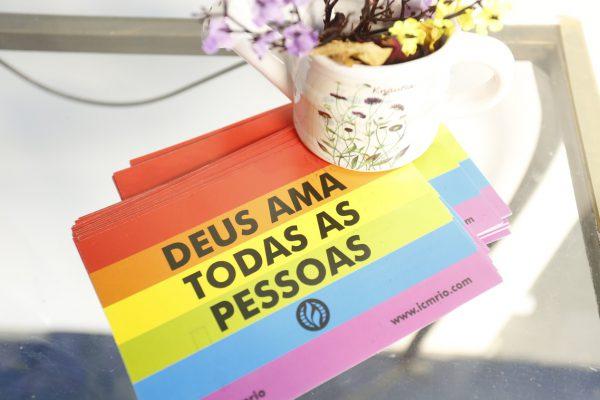 Cartão da igreja - Foto: Marcos Serra Lima/G1