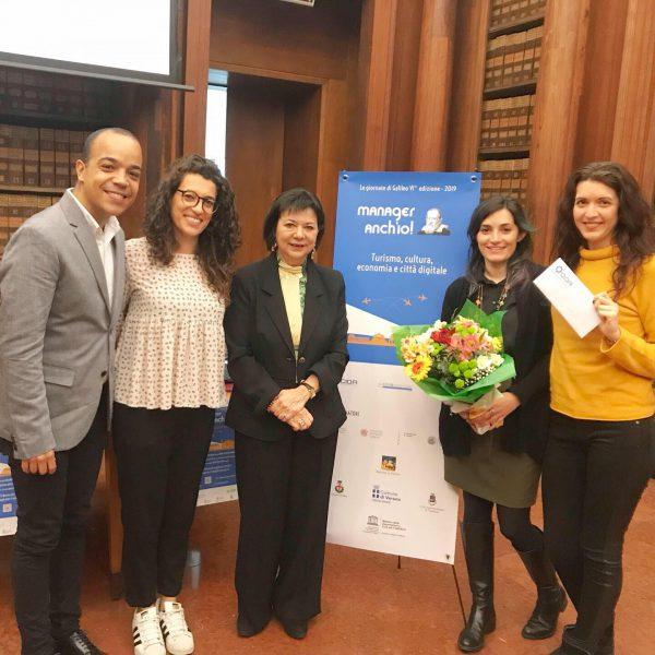 José Dagmar e as colegas parceiras - Foto: divulgação