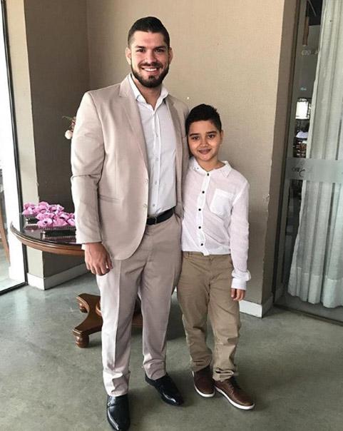 Os irmãos David e Francisco - Foto: reprodução / Instagram