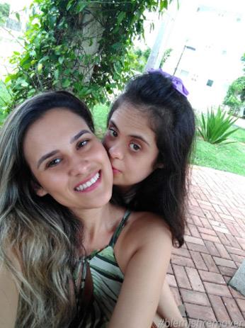 Graziela e Rafala - Fotos: arquivo pessoal / divulgação autorizada