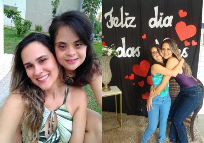 As gêmeas Graziela e Rafala - Fotos: arquivo pessoal / divulgação autorizada||