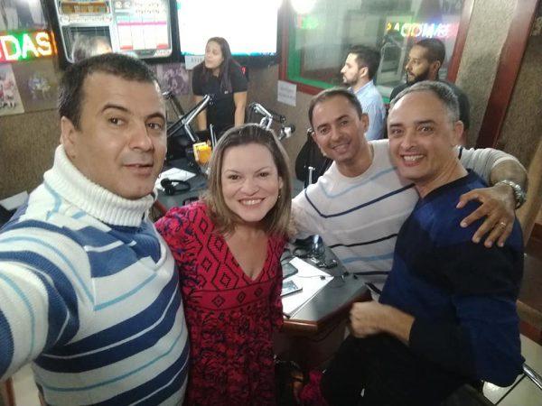 Equipe do Todos Pelo DF - Foto: reprodução / Facebook