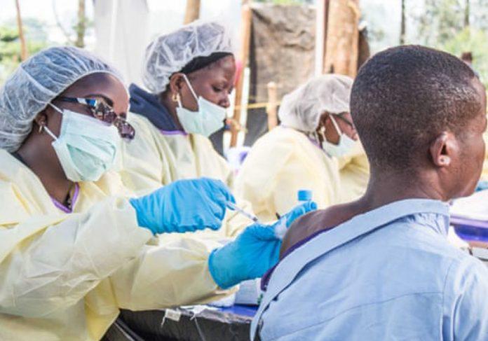 Vacinação no Congo - Foto: Agência Anadolu / Getty Image
