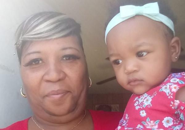 Champale Anderson tem 6 filhos Foto: Facebook