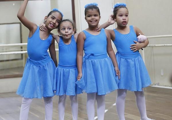 O Ballet Azul Foto: reprodução Correio