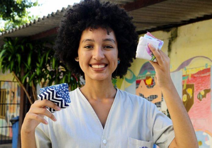Giullia Vieira é uma das desenvolvedoras - Foto: divulgação