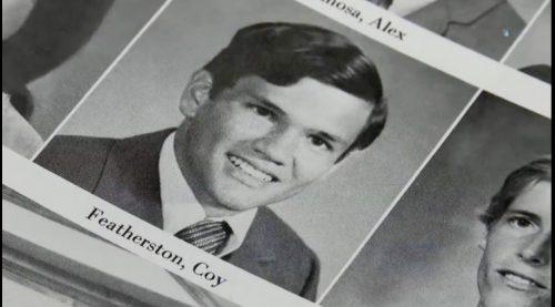 Coy na época da escola - Foto: reprodução / Statesman.com