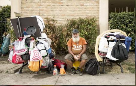 Coy nas ruas - Foto: reprodução / Statesman.com
