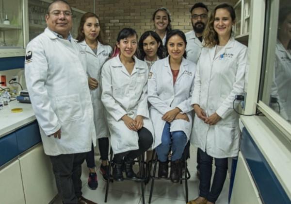 A equipe de pesquisadores da UNAM Foto: Divulgação