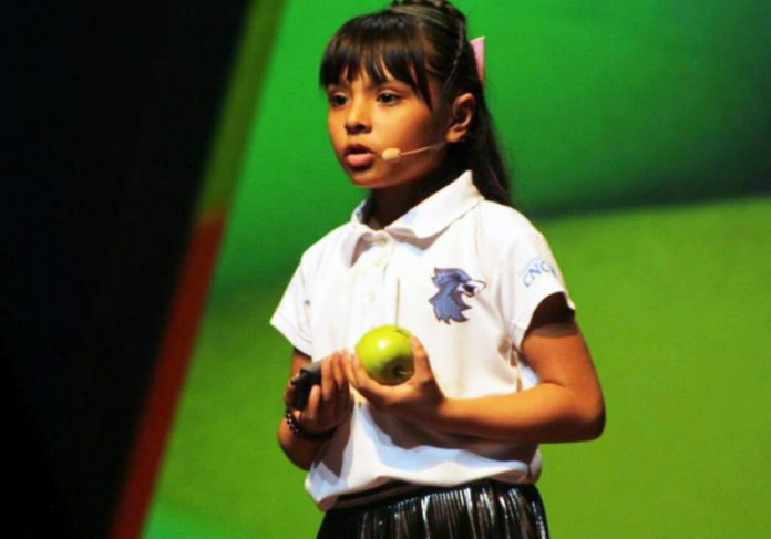 Adahara Perez - Foto: reprodução / Twiiter @ricardobsalinas