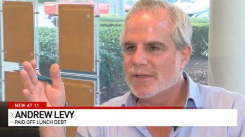 Andrew Levy pagou as dívidas - Foto: