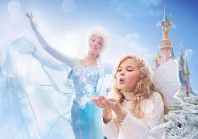 Disney de Paris - Foto: divulgação