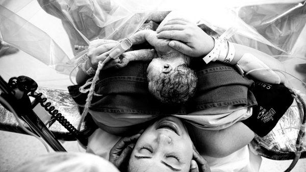 Júlia Nunes ao nascer - Foto: Arre Nunes