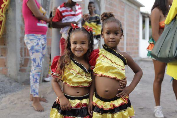 O futuro do bloco das Pretinhas - Foto: Fábio Alexandre / FCA