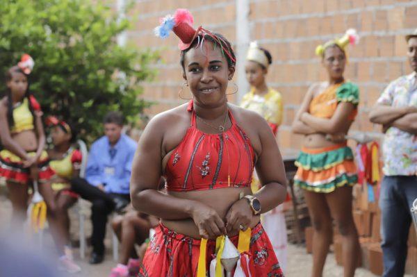 Rafalea, Filha de dona Iracema - Pretinhas - Foto: Fábio / FCA